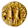 Coin of Alupas of Udipi